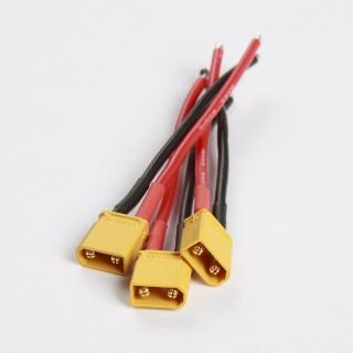 4pcs-Amass XT30U Plug Male Female W/70mm 18AWG Silicone Wire For RC Drone FPV Racing Multi Rotor