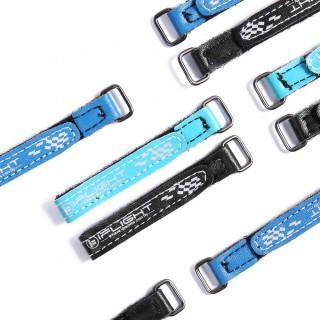 iFlight 10mm Microfiber PU Leather Battery Straps (10pcs)