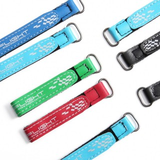 iFlight 15mm Microfiber PU Leather Battery Straps (5pcs)