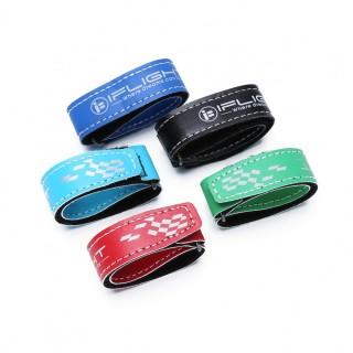 iFlight 20mm Microfiber PU Leather Battery Straps (5pcs)