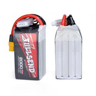 iFlight FULLSEND 4S 2000mAh 120C 14.8V Lipo Battery - XT60