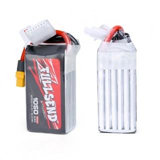 iFlight FULLSEND 6S 1050mAh 120C 22.2V Lipo Battery - XT60