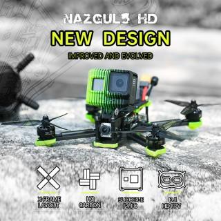iFlight Nazgul5 HD w/ Caddx Vista Digital HD System