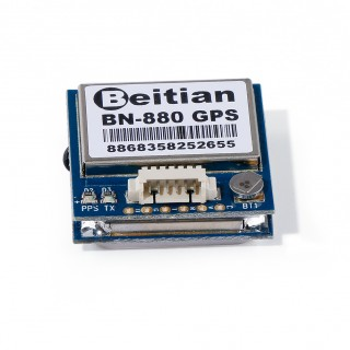 Beitian BN-880 Flight Control GPS Module Dual Module With Cable Connecotr For RC Multicopter Camera Drone FPV Parts