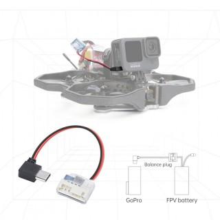 iFlight Type C to 5V Balance Plug Power Cable for GoPro Hero 6/7/8/9