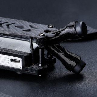 iFlight 3D Printed DJI FPV Antenna Mount for DC5 SL5 HD Frame