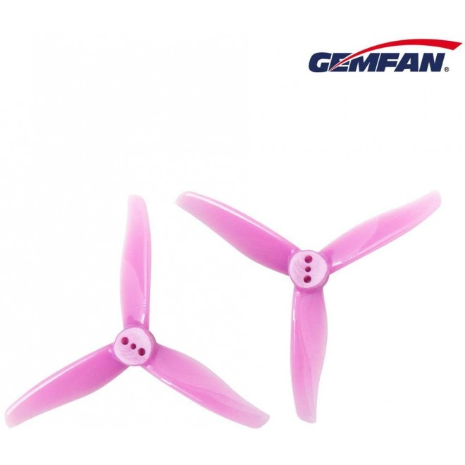 GEMFAN 3016 3inch Propeller for Toothpick Multicolor Quadcopter for 1202 1206 1404 Motor
