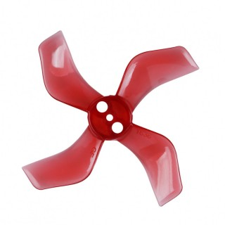 Gemfan 40mm 1mm 4-blades Propellers CW CCW (6sets/12pairs)