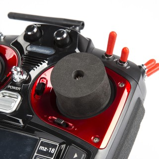 EVA Remote Control Rocker Protector Safety Seat Anti-Pressure Cover Cap - 8pcs